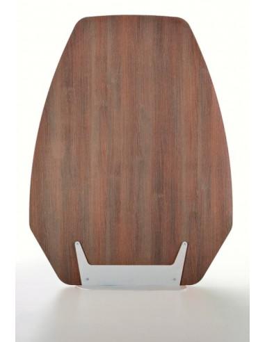 CLOISON TAMARIS SUR SOCLE - H 160 x L...