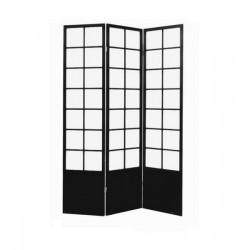 PARAVENT HOSHI NOIR XL 3 -...